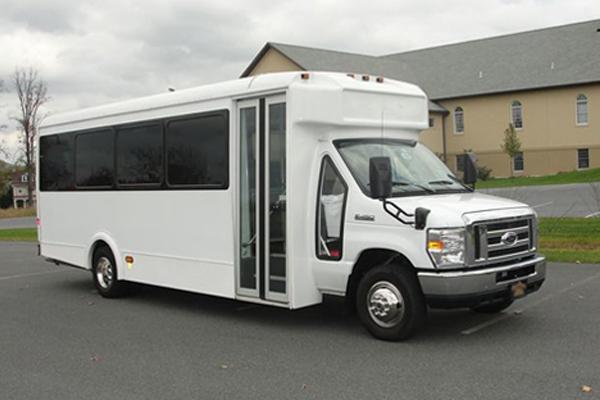 18 passenger party bus Seattle