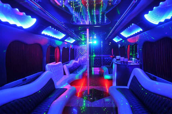 Rental Party Bus Seattle