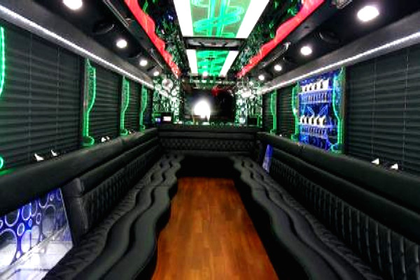 20 passenger party bus 1 Seattle