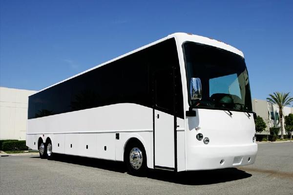 50 passenger charter bus Seattle