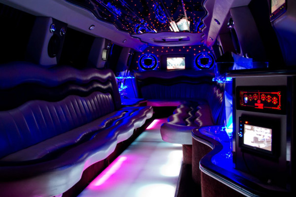 Escalade limo rental Seattle