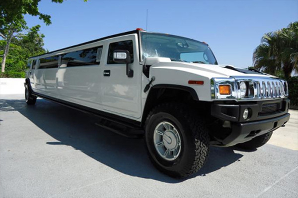 Hummer limo service Seattle