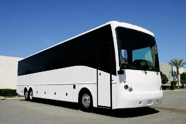 Seattle 50 Passenger Charter Bus